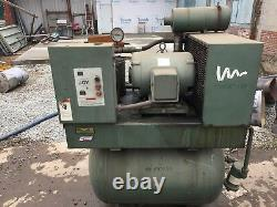 1 Joy Twistair Air Compressor and 1 Sullair Refrigerated Air Dryer LaGrange