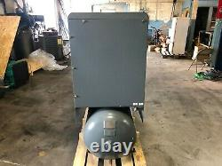 10 hp Atlas Copco GX7FF air compressor and dryer
