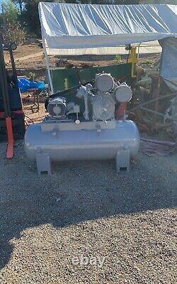 120gallon 2 Stage Air Compressor