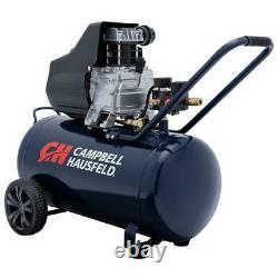 13 gal. 125 max psi portableelectric air compressor horizontal campbell oil
