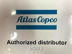 15hp GA11FF Atlas Copco rotary screw air compressor
