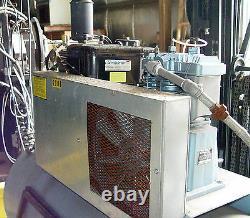 18 Hp Wisconsin LP Curtis Recip Air Compressor 18 CFM @ 175 PSI 240 Gallon Tank