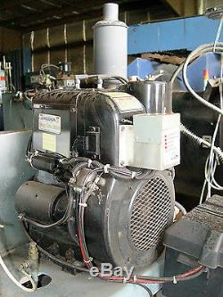 18 Hp Wisconsin LP Engine Curtis E-57 Reciprocating Air Compressor 18 CFM@175psi