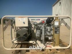 1PH Electric Bauer Mariner II High Pres. Paintball SCUBA Air Rifle Compressor