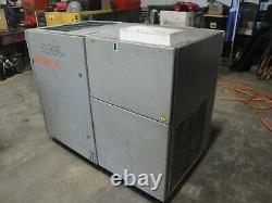 20 HP Air Compressor Mattei Optima 15 KW