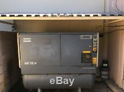 2004 Atlas Copco Model Gx 15 Ff Air Compressor