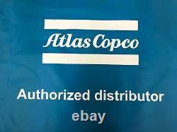 2005 Atlas Copco GX5FF 7.5hp rotary screw air compressor with dryer