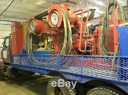 2006 Ir 1170/350 Truck Mounted Air Compressor