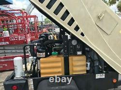 2016 Air Compressor 185CFM Doosan C185WDZ-T4F
