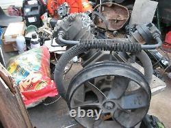 2475 ingersoll rand air compressor pump/rebuild or for parts