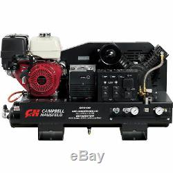 3-in-1 Air Compressor/Generator/Welder with Honda Engine #GR3100