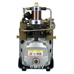 4500 PSI High Pressure 30MPa Air Compressor Pump PCP Electric Auto-Stop