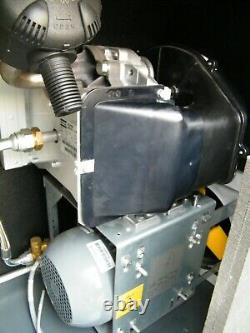 5 HP Atlas Copco SF4FF Oil Free Scroll Air Compressor with Dryer Powerex Lab