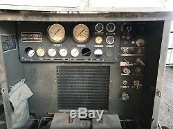 66960 2MC1A Air Compressor 3500 PSI Diesel Driven 66960 High Pressure