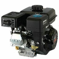 7.5HP 210cc Gasoline Engine Horizontal GX160 OHV Pullstart Air Cooled For Honda