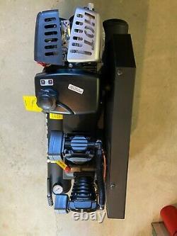 AMP AKAC120 Twin Tank Kohler Air Compressor RH265