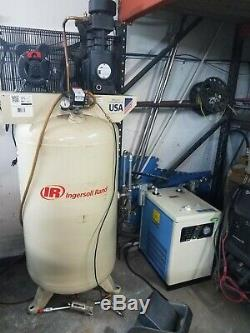 Advanced 3-in-1 Compressed Air Dryer compressors up to 21.6 CFM 60% less power