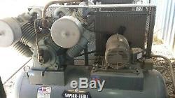 Air Compressor, Saylor Beall, 9000 Pump, Industrial