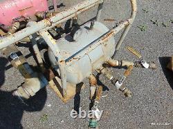 Air Compressor Tool Receiver Spider Tank Manchester Horizontal 7 Gallon Portable