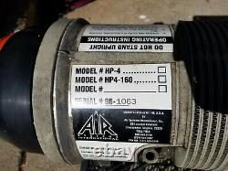 Air System Breathing Air Compressor System Hp-4-160