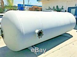 Air Tank By Steel Fab 1500 Gal/ 137 Psi