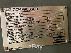 Atlas Copco GA 22 Air Compressor