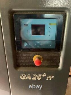 Atlas Copco GA26+ FF (air compressor)