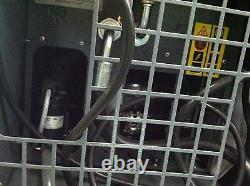 Atlas Copco GX5FF rotary screw air compressor with dryer