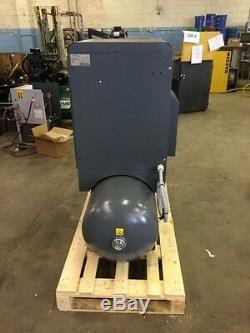 Atlas Copco GX7 rotary screw air compressor