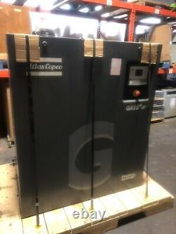 Atlas Copco Rotary Air Compressor Ga15+ff With Dryer & Oil/water Separator