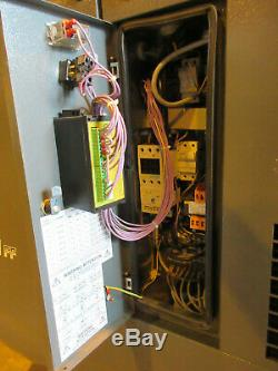 Atlas Copco Rotary Screw Air Compressor With Dryer Gx11ff Only 2198 Hours 52 Cfm