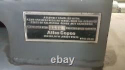 Atlas Corporation LE7 compressor