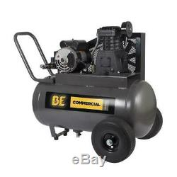 BE Pressure 20 Gallon Horizontal Air Compressor AC3220B