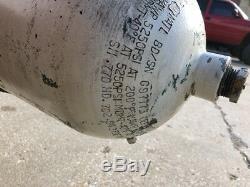 Bauer Compressors High Pressure Air Tank