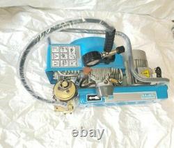 Bauer Junior 2 Breathing 220v Air Compressor 330 bar