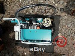 Bauer Junior AKA utilus 3 Breathing Air Compressor 330bar good working condition