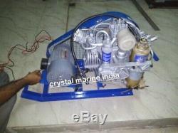 Bauer Utilus Breathing Air Compressor 330bar good condition