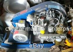 Bauer Utilus Breathing Air Compressor year2000