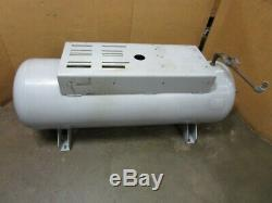 Brunner Yr 1991 200psi 80 Gal. Gallon Horizontal Air Receiver Tank
