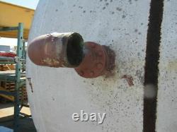 Buffalo Tank 22,000 Gal. Horizontal Compressed Air Receiver Storage Tank 110 PSI