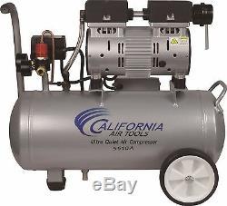 CALIFORNIA AIR TOOLS 5510A Ultra Quiet & Oil-Free Air Compressor