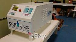 CNG Compressor 3600psi 3 GGE 240v/50-60Hz 3hp NGV Refueling Appliance