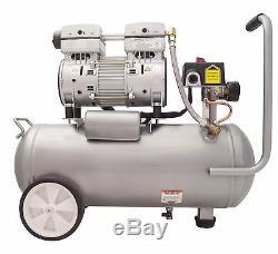California Air Tools 6010LFC Industrial Ultra Quiet & Oil-Free Compressor USED