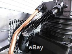 Campbell Hausfeld 14 HP Horizontal Stationary Air Compressor CE7002 DAMAGED