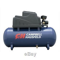 Campbell Hausfeld 3-Gal. Inflation & Fastening Compressor FP209499AV New