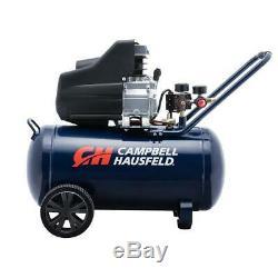 Campbell Hausfeld Air Compressor 1.3 HP Horizontal Oil Lube 13 Gallon DC130000