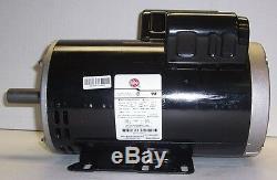 Campbell Hausfeld Compressor Electric Motor 5hp Weg Mc024700av