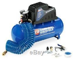 Campbell Hausfeld FP209499DI 3 gal Hot Dog Air Compressor