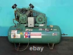 Champion 120 Gallon Horizontal Air Compressor, HR10-12