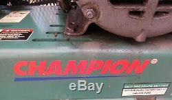 Champion BR10 Air Compressor 10HP 230V 3 Phase
